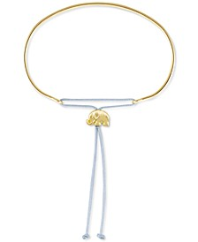Reminder Elephant Bracelet