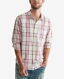 Men's San Gabriel 1 Pocket Plaid Shirt