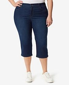Plus Size Amanda Capri