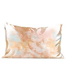 Sunset Tie Dye Pillowcase