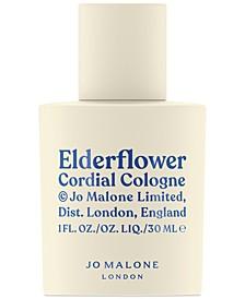 Elderflower Cordial Cologne, 1-oz.