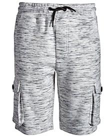 Big Boys Keaton Knit Cargo Pull-On Shorts