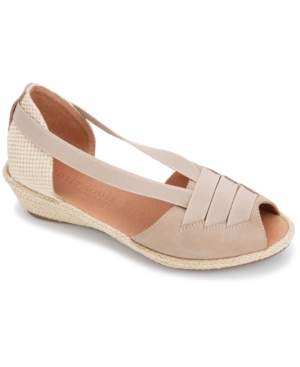 By Kenneth Cole Women's Luci Wedge Sandals Women's Shoes
