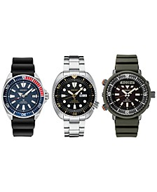 Men's Prospex Watch Collection