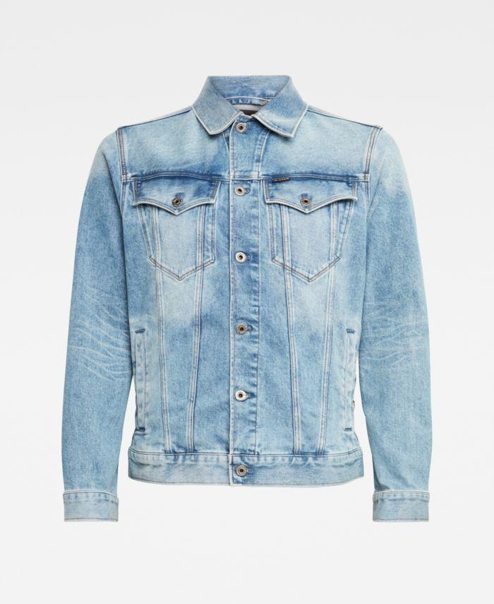 G-Star Raw Men's 3305 Slim Jacket & Reviews - Coats & Jackets - Men - Macy's