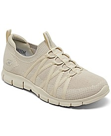 Women's Gratis - Chic Newness Slip-On Walking Sneakers from Finish Line