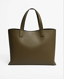 Women's Shopper Bag with Handles