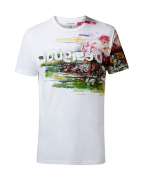 Men's Arty Short Sleeve T-Shirt