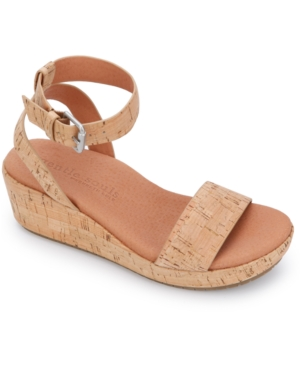 By Kenneth Cole Women's Morrie Wedge Sandals Women's Shoes