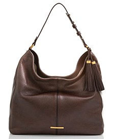 Isabella Leather Shoulder Bag