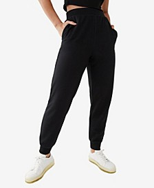 Women's High Rise Jogger Sweatpants