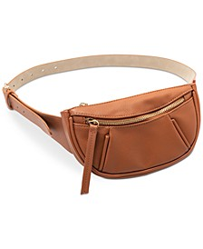 Pebbled Belt Bag, Created for Macy's