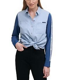 Americana Button-Up Shirt