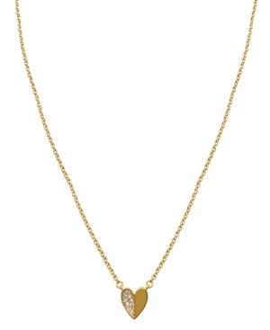 Half Heart Necklace