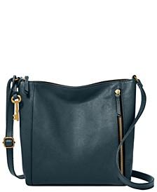 Tara Leather Crossbody