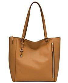 Tara Leather Shopper