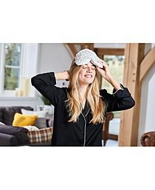 Marshmallow Eye Mask - Gray