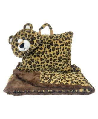 Animal Adventure Wild for Style 2-Piece Character Cuddle Combos Set - Leopard