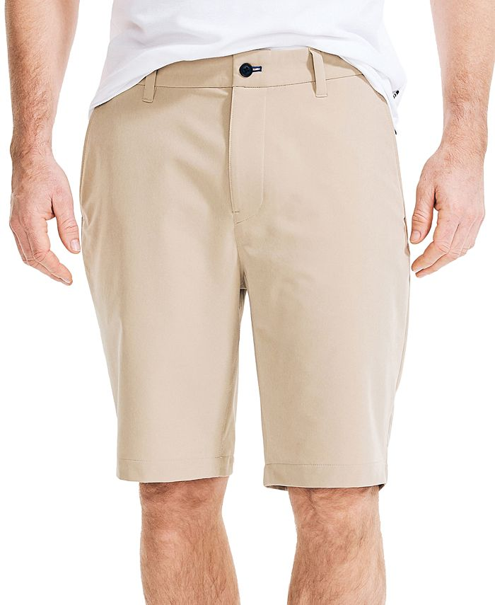 "Nautica - Men's Navtech Slim-Fit 9.5"" Shorts"