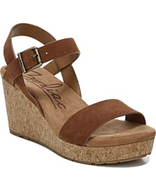 Women's Piper-1 Ankle Straps Sandals