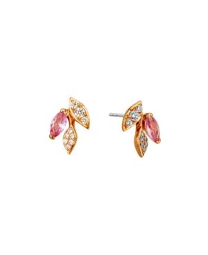 Leaf Stud Earring