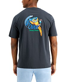 Men's Lei Over T-Shirt