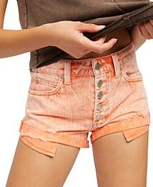 Romeo Rolled Cutoff Denim Shorts