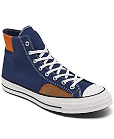 Men's Chuck 70 Alt Exploration High Top Casual Sneakers from Finish Line