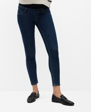 High Waist Maternity Jeans