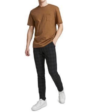 Men's Pocket Crew Neck T-Shirt