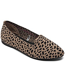 Women's Cleo - Knitty Kitty Slip-On Casual Ballet Flats from Finish Line