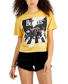 Juniors' The Beatles T-Shirt