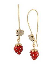 Strawberry Dangle Earrings