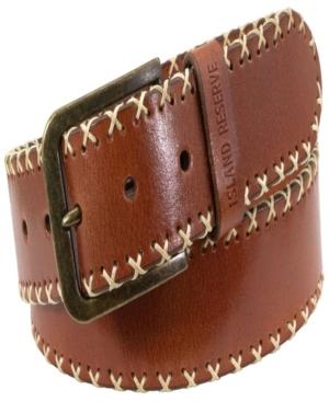 Men's Fernando Leather Belt