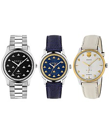 Men's & Unisex Swiss Automatic G-Timeless Watch Collection