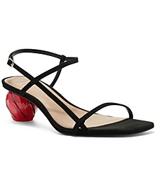 Calise Embellished Strappy Sandals, Created for Macy's