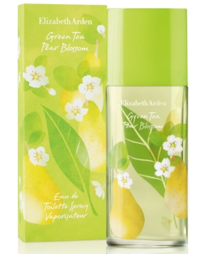 Green Tea Pear Blossom Eau de Toilette Spray