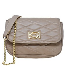 Abigail Flap Shoulder Bag