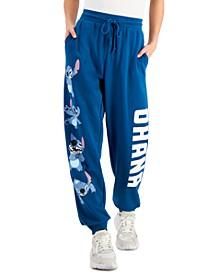 Juniors' Ohana Stitch Jogging Pants