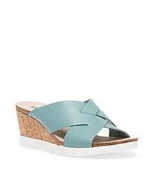 Women's Lexy Wedge Slip On Sandal