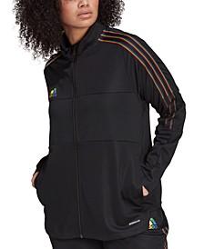 Plus Size Tiro Pride Track Jacket