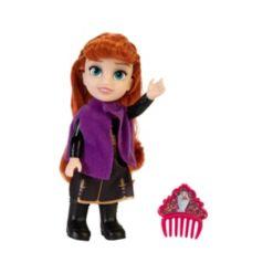 Frozen 2 Petite Adventure Anna Doll