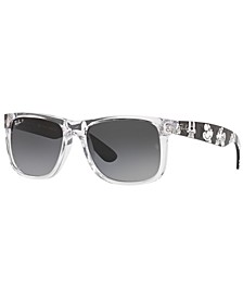 Men's Justin Polarized Sunglasses, RB4165 55