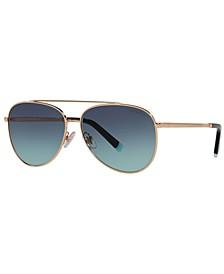 Women's Sunglasses, TF3074 59