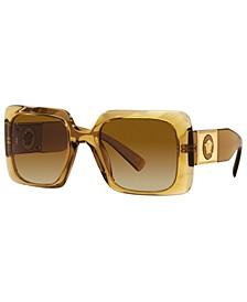 Women's Sunglasses, VE4405 54