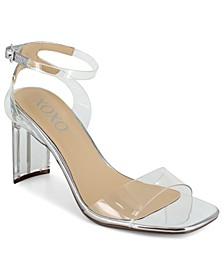 Women's Vikie Translucent Dress Sandals
