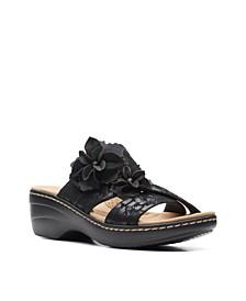 Women's Collection Merliah Violet Sandals