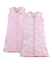 Baby Boys and Girls Sleep Bag, Pack of 2