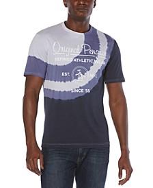 Men's Tie-Dye Stamp Pete T-Shirt