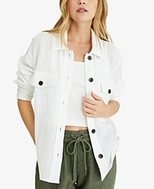 Cotton Textured Jacket